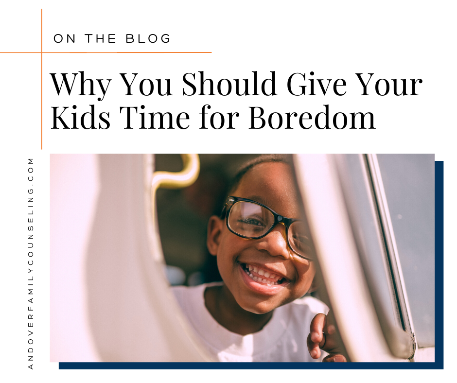 Why You Should Give Your Kids Time for Boredom