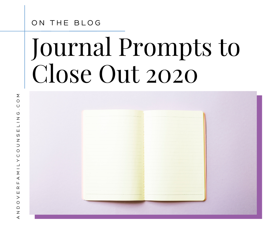 Journal Prompts to Close Out 2020