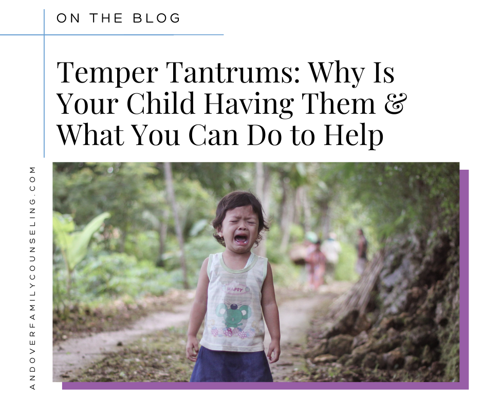 Temper Tantrums: Why Is Your Child Having Them, How To Help