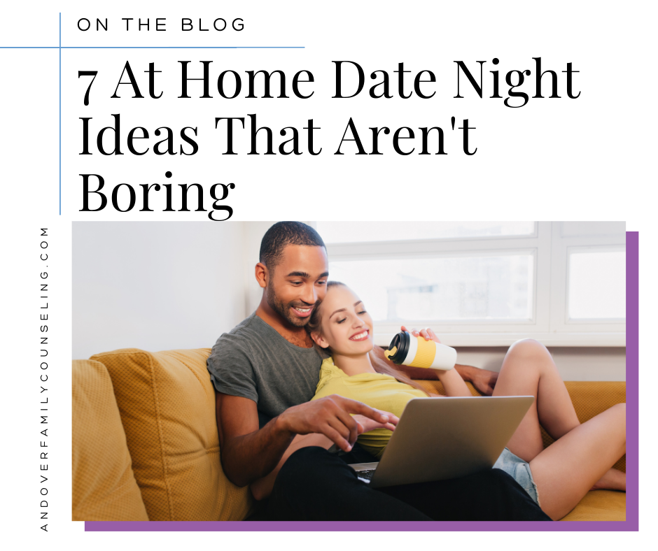 7 At Home Date Night Ideas That Aren't Boring