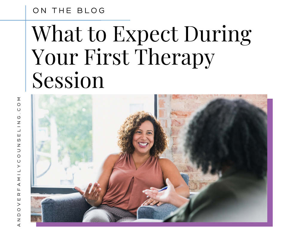 What to Expect During Your First Therapy Session