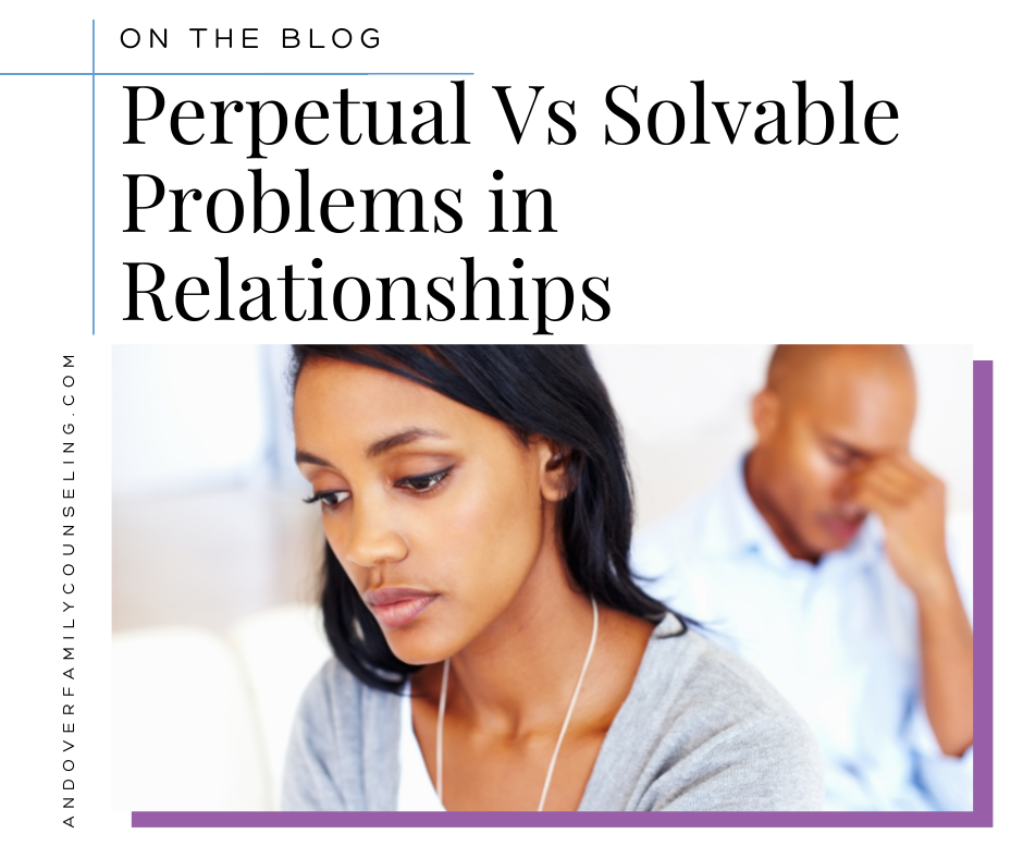 Perpetual Vs Solvable Problems in Relationships