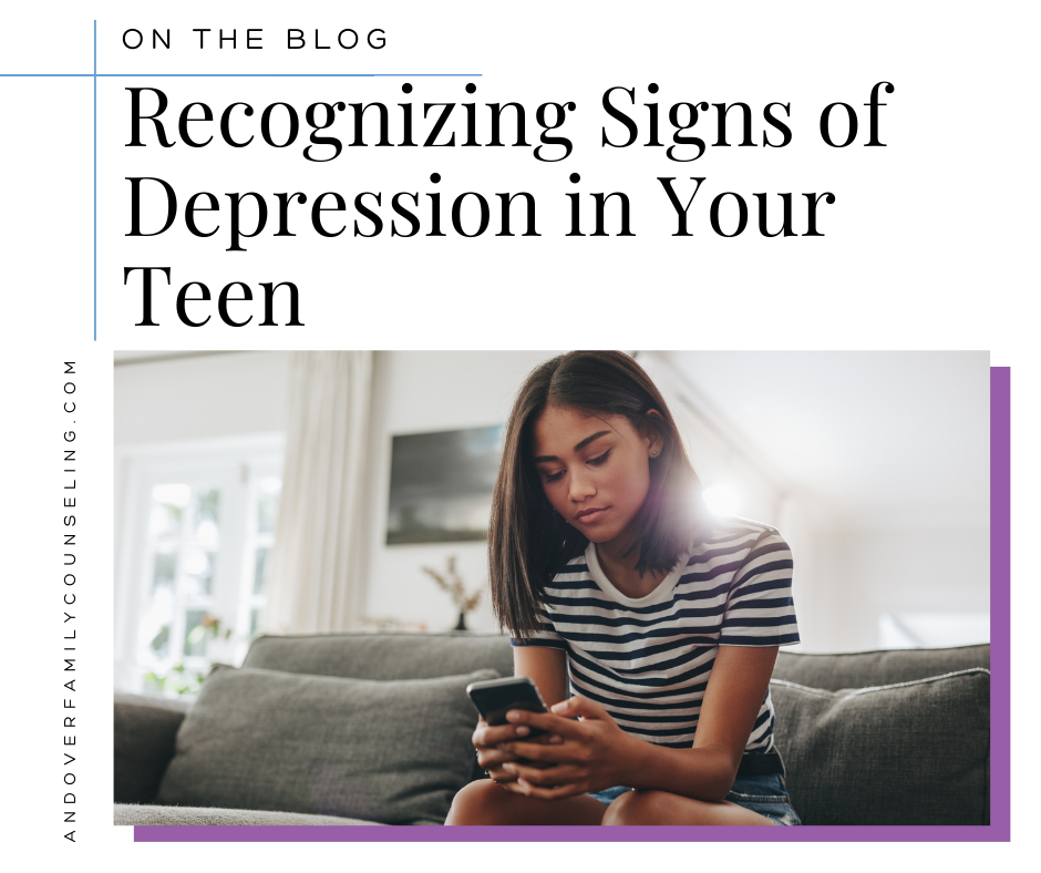 Recognizing Signs of Depression in Your Teen